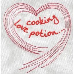 Cooking Love potion